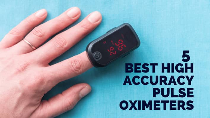 5 Best High Accuracy Pulse Oximeters in India 2021