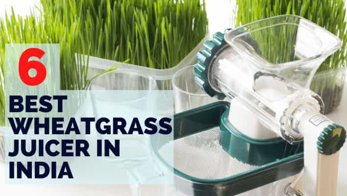 Best Wheatgrass Juicer in India