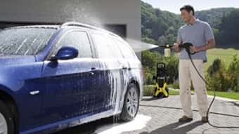 reliability of pressure washers